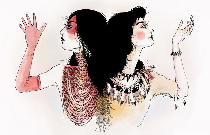 Illustration by Stefanie Ayoub