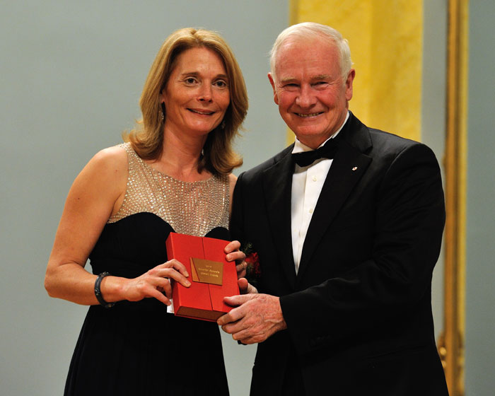 Photograph by MCpl Dany Veillette, Rideau Hall