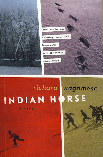 Book by Richarc Wagamese