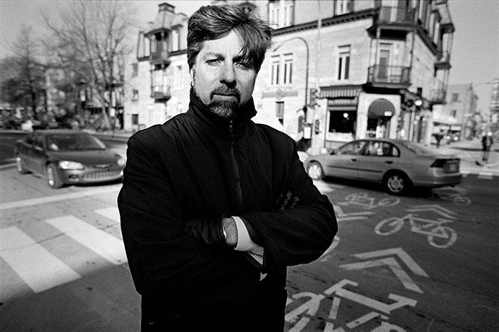 Photograph by François Pesant