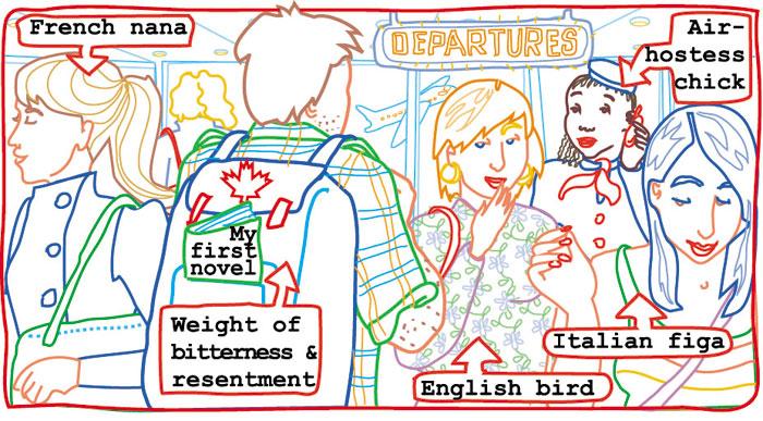Illustration by Joanna Walsh