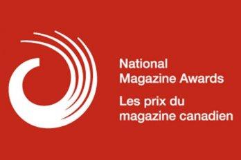 National Magazine Awards crest