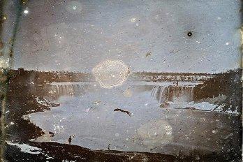 niagara falls 1840