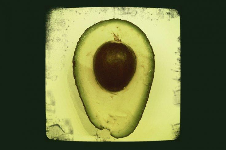 Photograph of avocado by woodleywonderworks