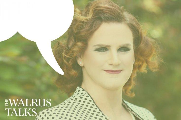 Renee gagnon walrus talks poster