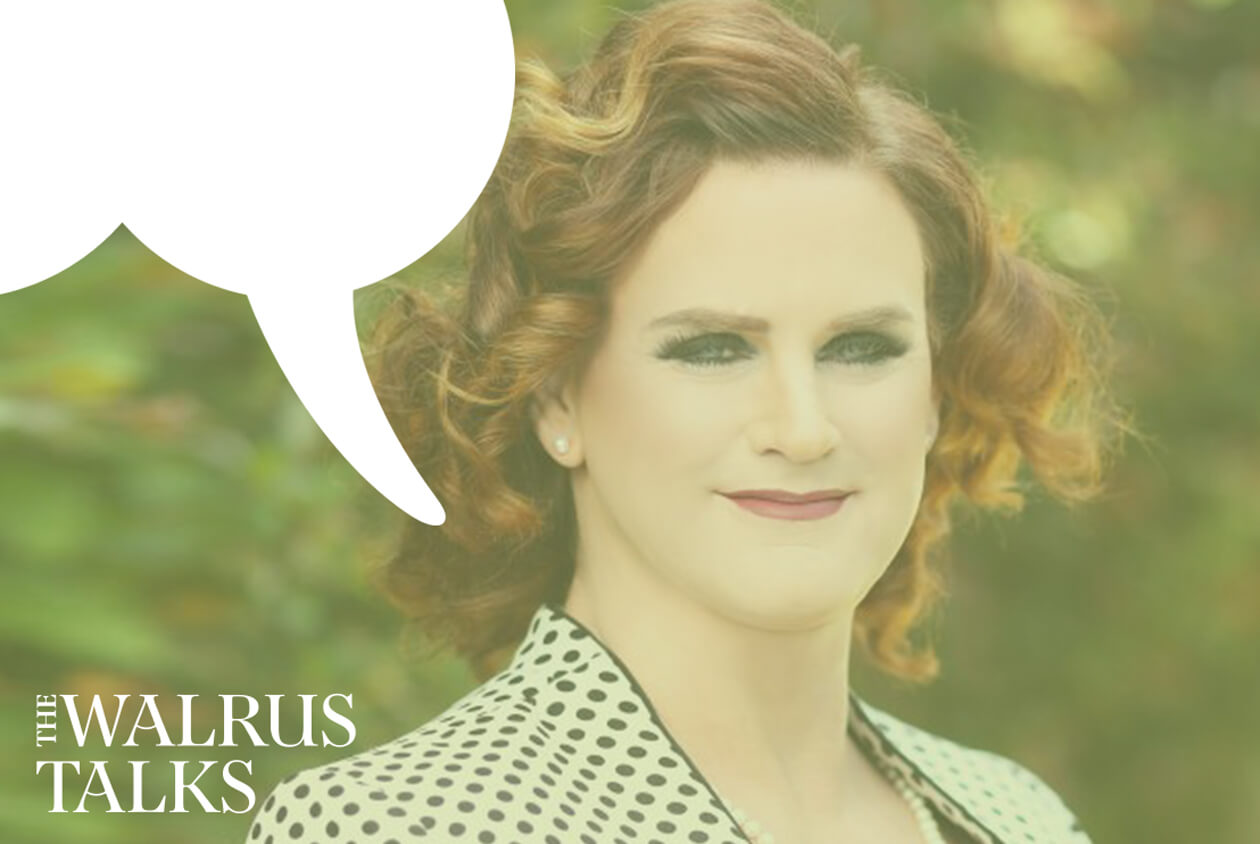 Renee Gagnon at The Walrus Talks Cannabis in Ottawa