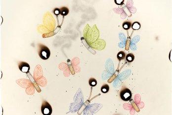 Art by Aurel Schmidt