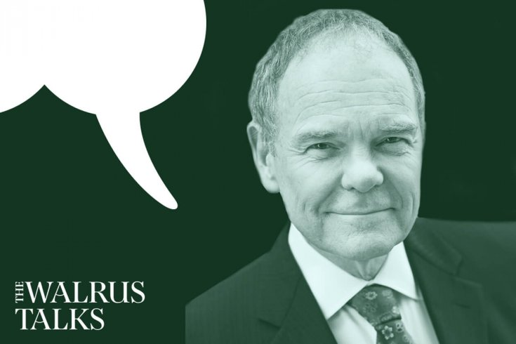 Don Tapscott for walrus talks