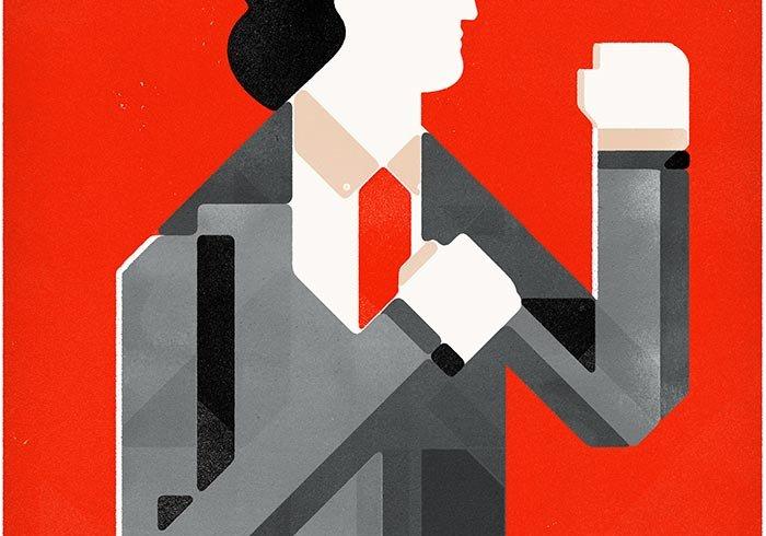 Illustration by Karsten Petrat