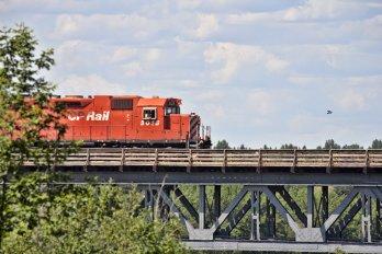 CP Rail train