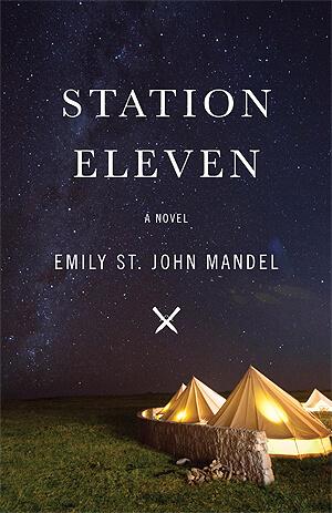 station eleven book cover mandel