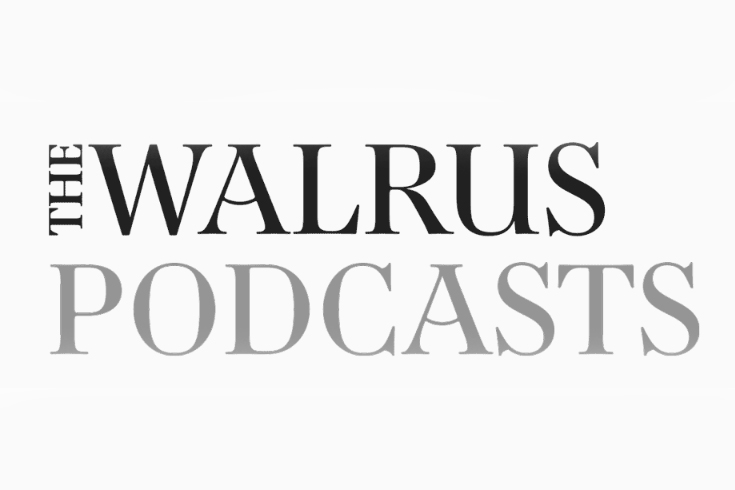 walrus podcasts display