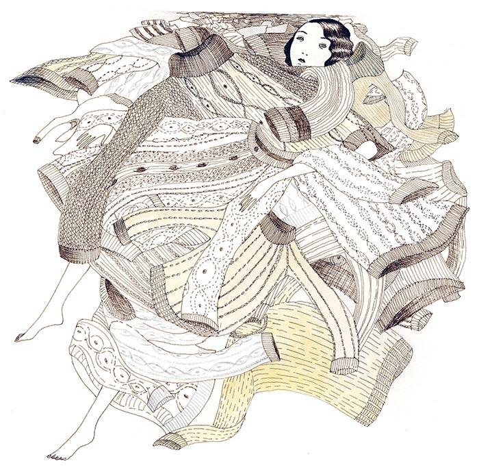Illustration by Julie Morstad